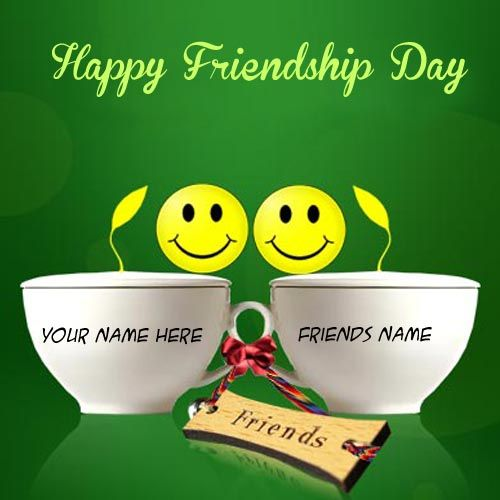 Best friends name wishes friendship day image download free