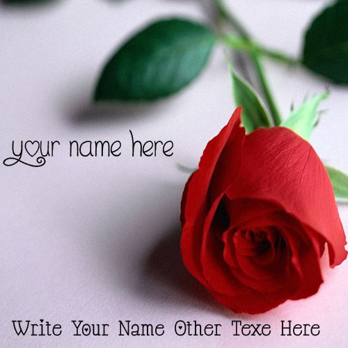 Red rose best love note with name pictures download free