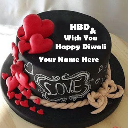 Birthday With Diwali Wishes Name Write Pictures Download Free