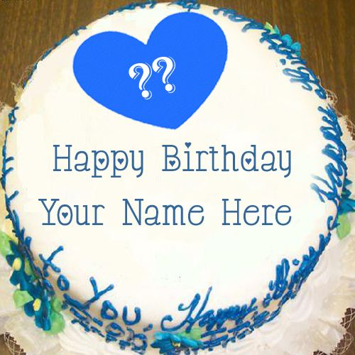Awesome cute love age birthday wish cake name pictures - birthday cake with name