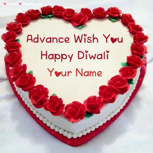 Advance Wishes Diwali 2019 Best Name Pictures Free Create