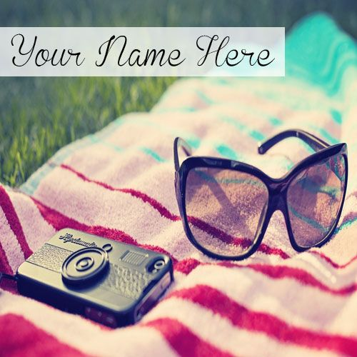 Stylish Cool Sun Glasses Nice DP Name Pictures - Best Cool Name Pics