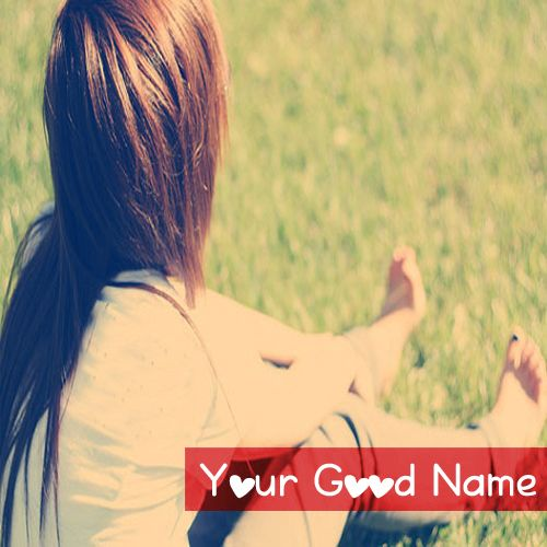 Awesome New Stylish Girl Cool DP Name Picture - My Name Pix Girls