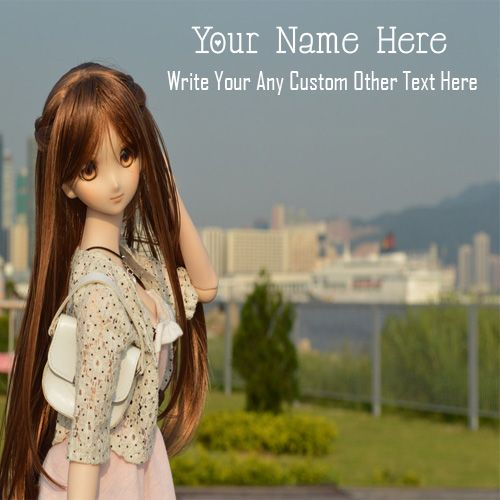 Beautiful Hair Styles Dolls Name Profile Pictures - Barbie Name Photos