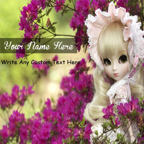 Beautiful Princess Dolls DP Name Profile Pictures - Name Doll Pictures