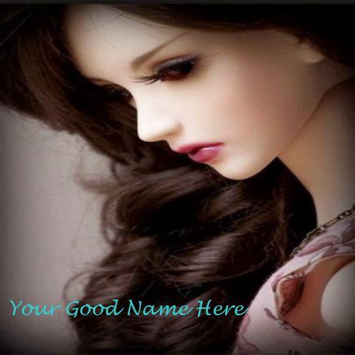 Cute Barbie Doll Beautiful Stylish Her Name Picture - WriteNamePics