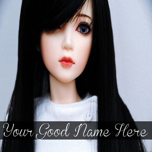 Stylish Hairstyles Barbie Dolls Name Pictures - My Name Pix