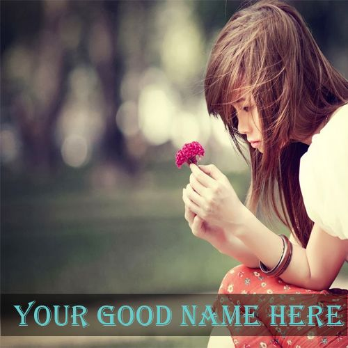 Sad Korean Girl Profile With Name Pictures - My Name Pics