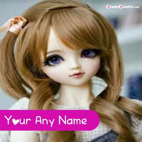Lovely Cute Sad Doll Name Pictures - Profile Name Write