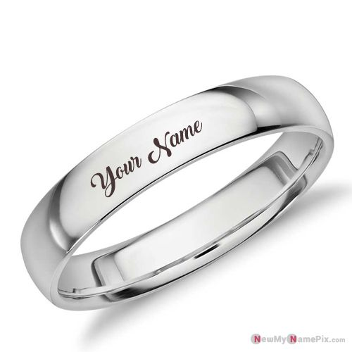 Wedding anniversary beautiful ring with name picture download