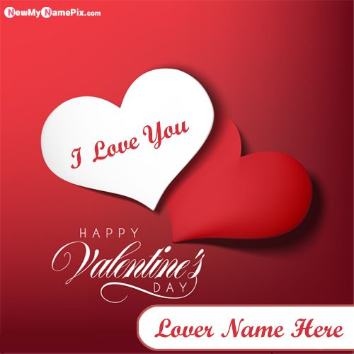 Husband Name Best Valentines Day Wishes Love Forever Pictures Creating