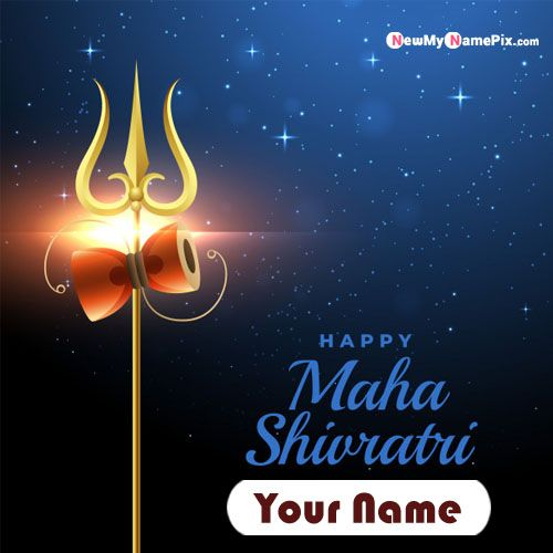 Write Your Name On Maha Shivaratri Wishes Best Photos In Hd