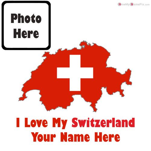 Best Love Switzerland Flag Profile Your Name And Photo