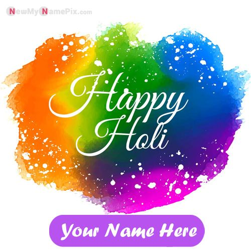 Celebration Happy Holi Whatsapp Profile And Status Send Images