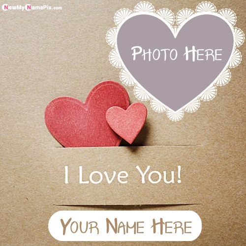 Beautiful I Love You Profile Images With Name Photo