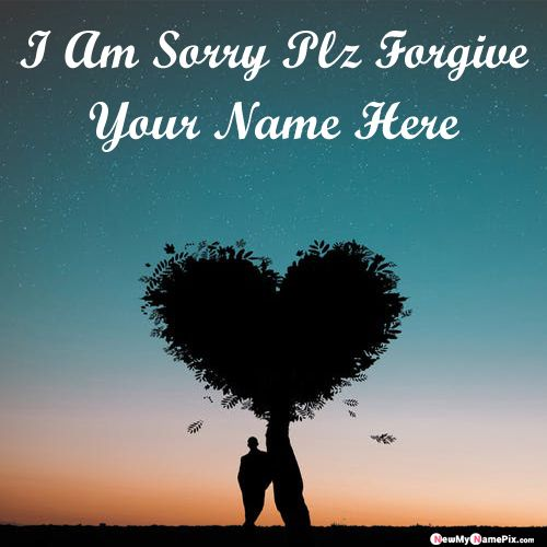 My Name Pix I Am Sorry Images Download Free