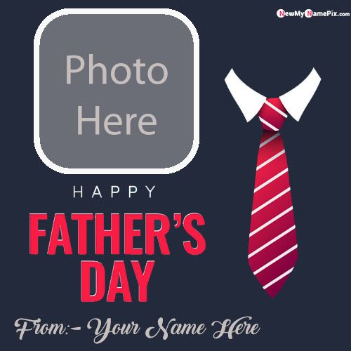 Love You Dad Photo Add Father's Day Wishes Profile Pictures