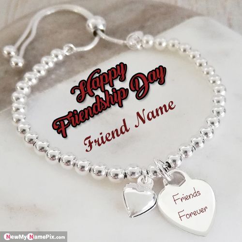 Special my girlfriend name beautiful friendship bracelet images