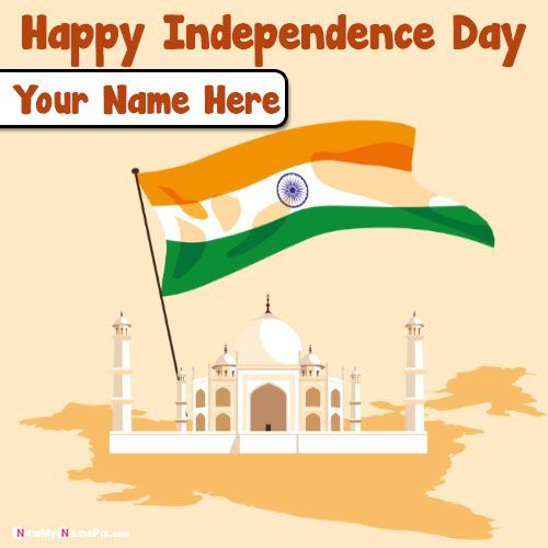 Name create best whatsapp status happy independence day wishes